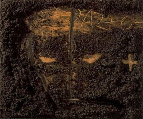 Tàpies — Imatge de terra, 1999